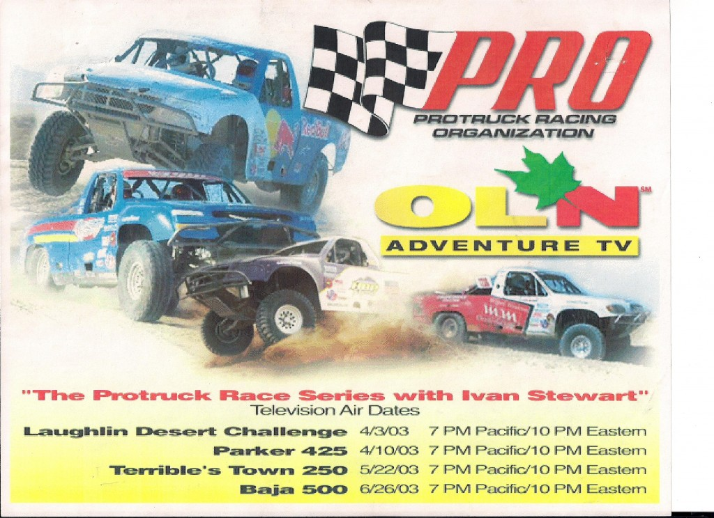 PRO Truck / OLN Promo